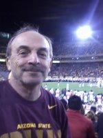 Ronald attended Arizona State Sun Devils vs Oregon State University - NCAA Football on Nov 16th 2013 via VetTix