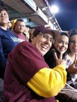 Robert attended #19 Arizona State Sun Devils vs Oregon State University - NCAA Football on Nov 16th 2013 via VetTix