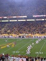 Dan attended #19 Arizona State Sun Devils vs Oregon State University - NCAA Football on Nov 16th 2013 via VetTix