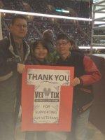 Michael attended Lake Erie Monsters vs. Wild Iowa - AHL on Feb 22nd 2014 via VetTix