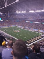 Click To Read More Feedback from 2014 Tostitos Fiesta Bowl - No. 15 Ucf Knights vs. No. 6 Baylor Bears