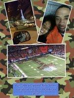 javis attended 2013 Chick-fil-A Bowl - #24 Duke Blue Devils vs #21 Texas A&M Aggies on Dec 31st 2013 via VetTix