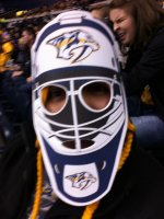 Joe attended Nashville Predators vs Calgary Flames - NHL on Jan 14th 2014 via VetTix