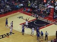 Cherie Wyatt, SSgt&Sgt attended Washington Wizards vs. Philadelphia 76ers - NBA on Jan 20th 2014 via VetTix