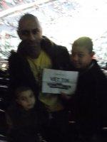 felix attended Washington Wizards vs. Philadelphia 76ers - NBA on Jan 20th 2014 via VetTix