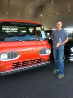 Craig attended 2014 Barrett-Jackson - Collector Car Auction - 1 Ticket is Good for 2 people on Jan 12th 2014 via VetTix