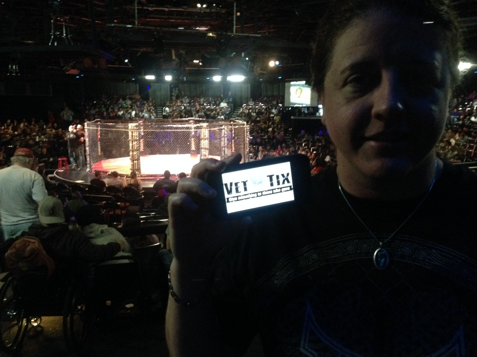 Rage in the Cage: JoJo Thompson vs. Eric Prindle | Phoenix ...