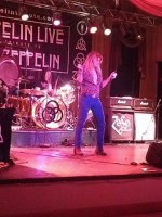 Click To Read More Feedback from Zeppelin Live! - a Led Zeppelin Tribute Band