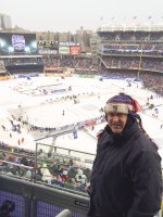 Steven attended 2014 Coors Light NHL Stadium Series - New Jersey Devils vs. New York Rangers on Jan 26th 2014 via VetTix