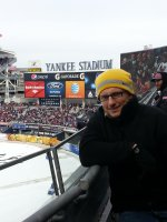sarunas attended 2014 Coors Light NHL Stadium Series - New Jersey Devils vs. New York Rangers on Jan 26th 2014 via VetTix