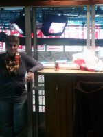 Click To Read More Feedback from Detroit Red Wings vs. Vancouver Canucks - NHL - Budd Lynch Suite