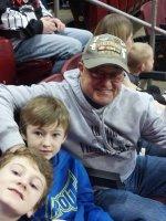 Frank E attended Philadelphia Wings vs Minnesota Swarm - NLL - Lacrosse on Feb 23rd 2014 via VetTix