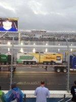 Jorge attended 2014 Daytona 500 - The Great American Race on Feb 23rd 2014 via VetTix