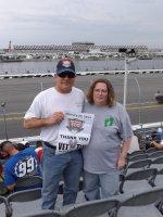 Jim attended 2014 Daytona 500 - The Great American Race on Feb 23rd 2014 via VetTix
