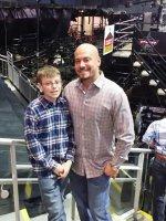 Daniel attended PBR: Built Ford Tough Series - Sunday on Feb 23rd 2014 via VetTix