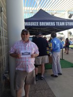 Click To Read More Feedback from Milwaukee Brewers vs. Kansas City Royals - MLB Spring Training