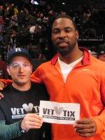 Jacob attended Brooklyn Nets vs Phoenix Suns - NBA on Mar 17th 2014 via VetTix