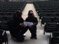 Mr TS attended Chicago White Sox vs Tampa Bay Rays - MLB on Apr 27th 2014 via VetTix