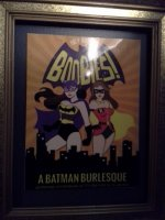 Terrence attended Holy Bouncing Boobies! A Batman Burlesque - 1 ticket is good for 2 people on Apr 12th 2014 via VetTix