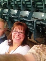 Jon Lunkwicz attended Texas Rangers vs Colorado Rockies - MLB on May 8th 2014 via VetTix