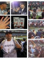 Santi attended Los Angeles Angels of Anaheim vs New York Yankees - MLB presented by 5-hour ENERGY on May 7th 2014 via VetTix