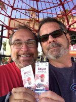 alvin attended Los Angeles Angels of Anaheim vs Chicago White Sox - MLB presented by 5-hour ENERGY on Jun 7th 2014 via VetTix