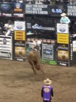Tyrone attended PBR Presents: Built Ford Tough Rumble in The Rockies on May 2nd 2014 via VetTix