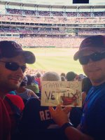 Click To Read More Feedback from Washington Nationals vs. Chicago Cubs - MLB - 4th of July