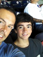 Phoenix attended Washington Nationals vs Chicago Cubs - MLB - 4th of July on Jul 4th 2014 via VetTix