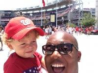 Troy attended Washington Nationals vs Chicago Cubs - MLB - 4th of July on Jul 4th 2014 via VetTix