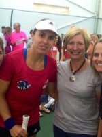 Click To Read More Feedback from Texas Wild vs. Austin Aces - Mylan World Team Tennis - Thursday