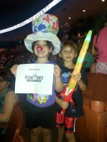 Click To Read More Feedback from Ringling Bros. and Barnum & Bailey Presents Built to Amaze!