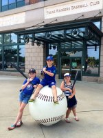 Click To Read More Feedback from Texas Rangers vs. Minnesota Twins - MLB - Afternoon Game