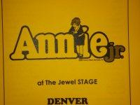 Click To Read More Feedback from Annie Jr. Presented by Rocky Mountain Conservatory Theatre