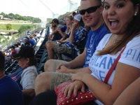 jeffrey attended Kansas City Royals vs Cleveland Indians - MLB - Afternoon Game on Jul 27th 2014 via VetTix