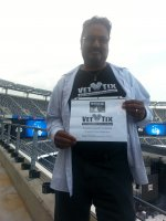 Rob attended Beyonce and JAY Z - On The Run Tour on Jul 11th 2014 via VetTix