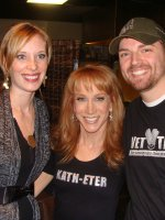 Cody attended Kathy Griffin Comedy Concert 02/19 Milwaukee WI EARLY SHOW  on Feb 19th 2011 via VetTix