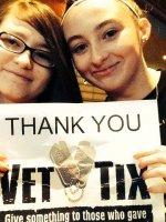 Tim attended The Voice Tour on Jul 25th 2014 via VetTix