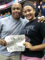 Click To Read More Feedback from Washington Mystics vs. Tulsa Shock - WNBA