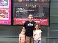 Gonzo attended PIXAR in Concert - Presented by the Philadelphia Orchestra - Saturday on Jul 26th 2014 via VetTix