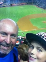 Leon attended Arizona Diamondbacks vs Colorado Rockies - MLB - Afternoon Game on Aug 10th 2014 via VetTix