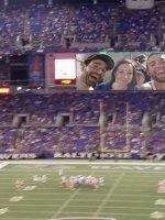 Josh attended Baltimore Ravens vs San Francisco 49ers - NFL Preseason on Aug 7th 2014 via VetTix