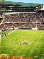 Isaac attended Chicago Bears vs Philadelphia Eagles - NFL Preseason on Aug 8th 2014 via VetTix