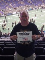 Click To Read More Feedback from World Champion Arizona Rattlers vs. San Jose Sabercats - 2014 AFL Conference Championship