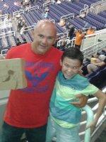 jason attended World Champion Arizona Rattlers vs San Jose SaberCats - 2014 AFL Conference Championship on Aug 10th 2014 via VetTix