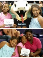 Jeanine attended Arizona Rattlers vs San Jose SaberCats - 2014 AFL Conference Championship - Seats for Soldiers on Aug 10th 2014 via VetTix