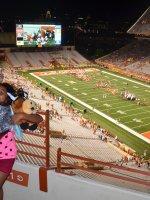 Tommie attended Texas Longhorns vs North Texas - NCAA Football on Aug 30th 2014 via VetTix