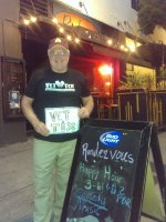 Patrick attended My Two Cents with Missy Lacy on Aug 30th 2014 via VetTix