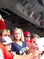 Paul attended Navy Midshipmen vs Ohio State Buckeyes - NCAA Football on Aug 30th 2014 via VetTix