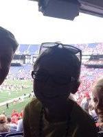 Rob and Family attended Navy Midshipmen vs Ohio State Buckeyes - NCAA Football on Aug 30th 2014 via VetTix